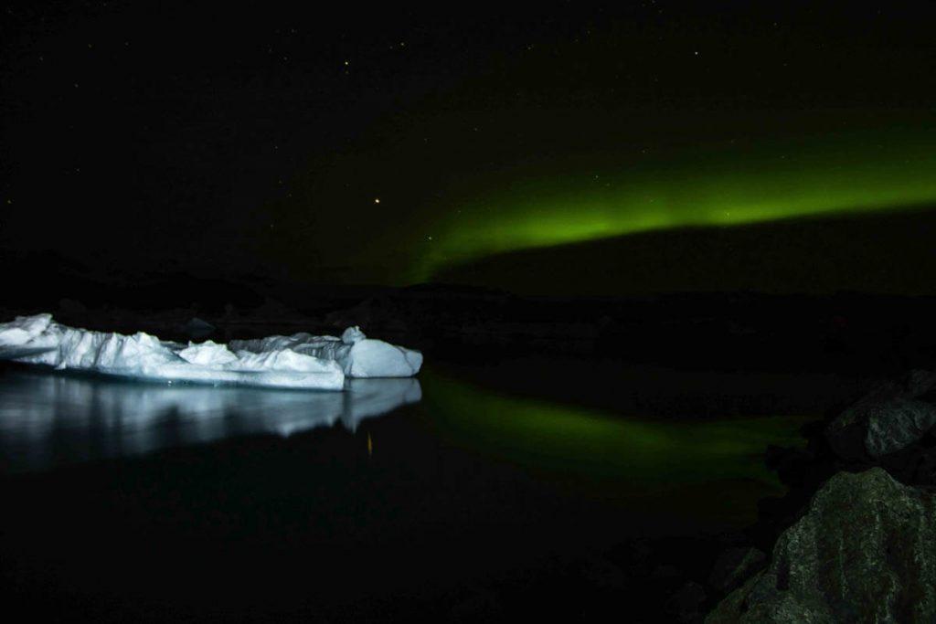 Northern lights Europe