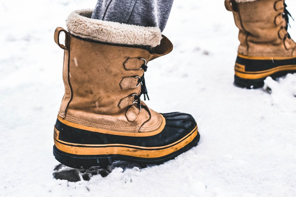 Winterboots Layer System