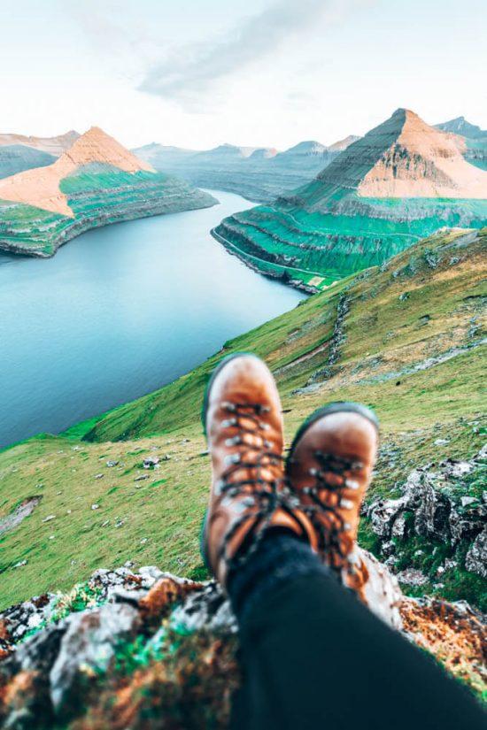 Hiking Faroe Islands