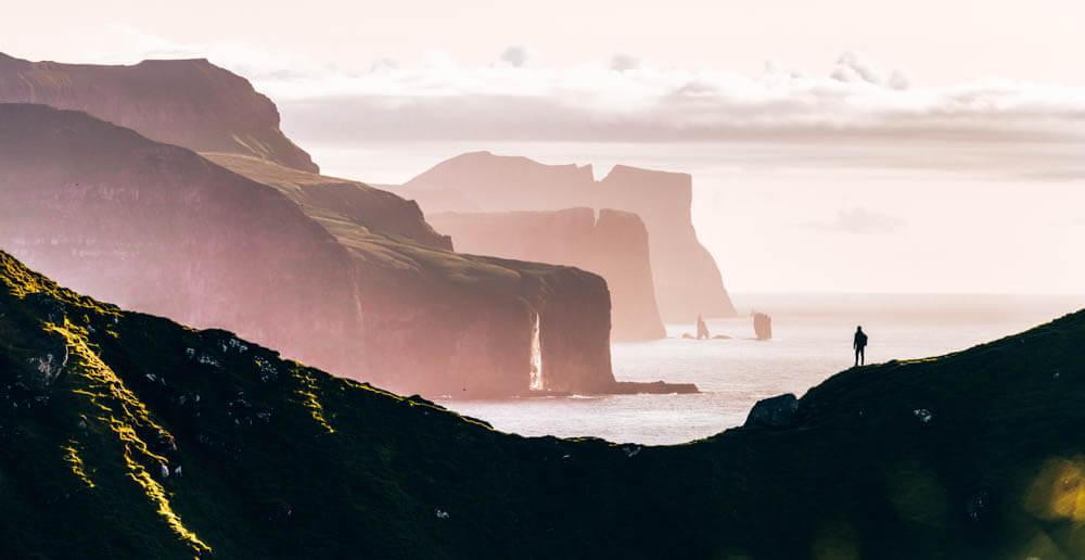 best time hiking Faroe Islands