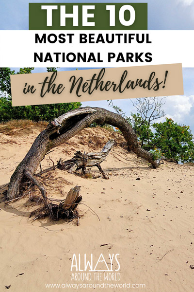 Most beautiful National Parks of the Netherlands