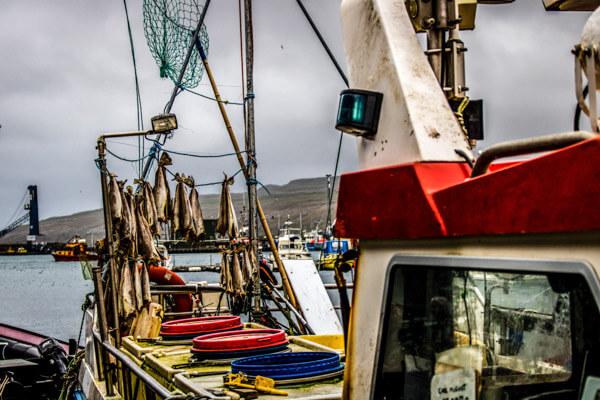 Fishing the Faroe Islands