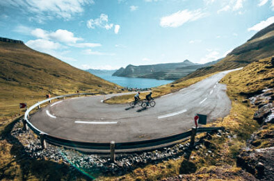 Cycling the Faroe Islands