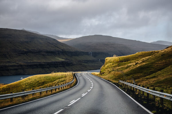 Road tripping the Faroe Islands