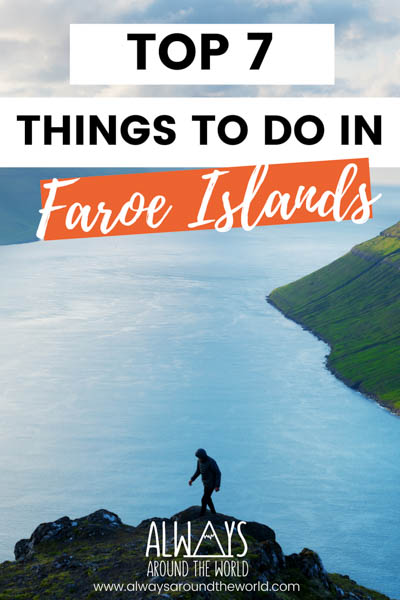 Things to do Faroe Islands
