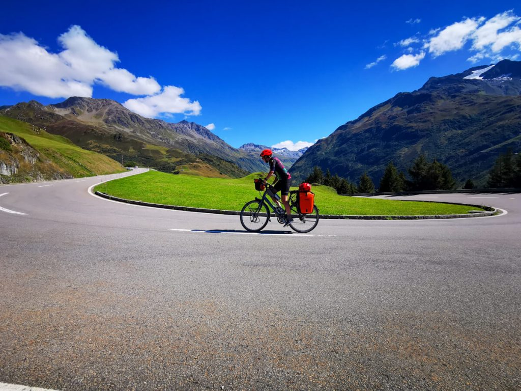 Cycling Routes Switzerland