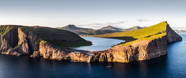 Sorvagvatn Faroe Islands