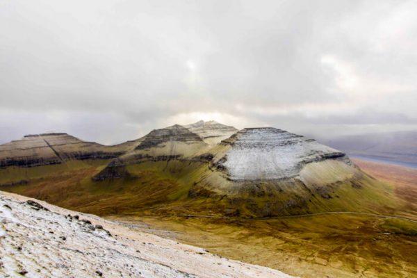 Faroe Islands Slættaratindur