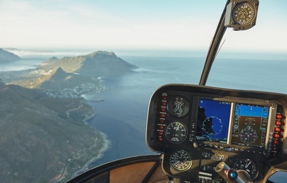 Helicopter Faroe Islands