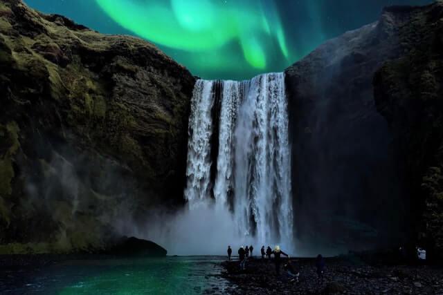 Northern Lights Winter Tour Iceland