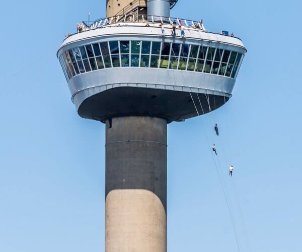 Ziplining Rotterdam