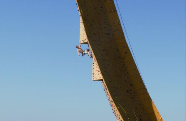 Climbing Wall Groningen