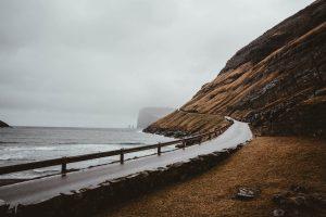 Road Faroe Islands