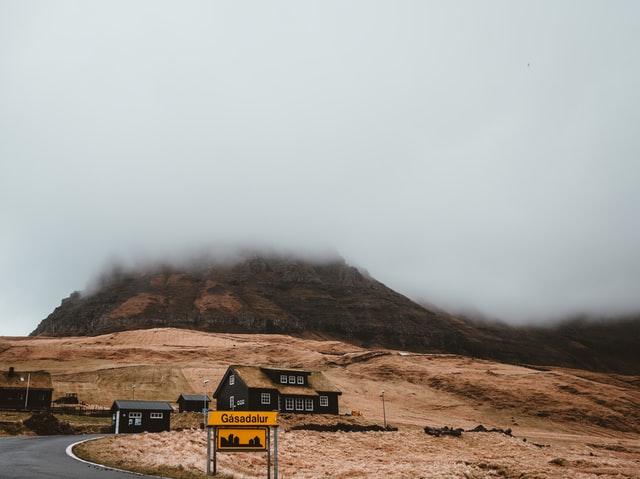 Road Signs Faroe Islands