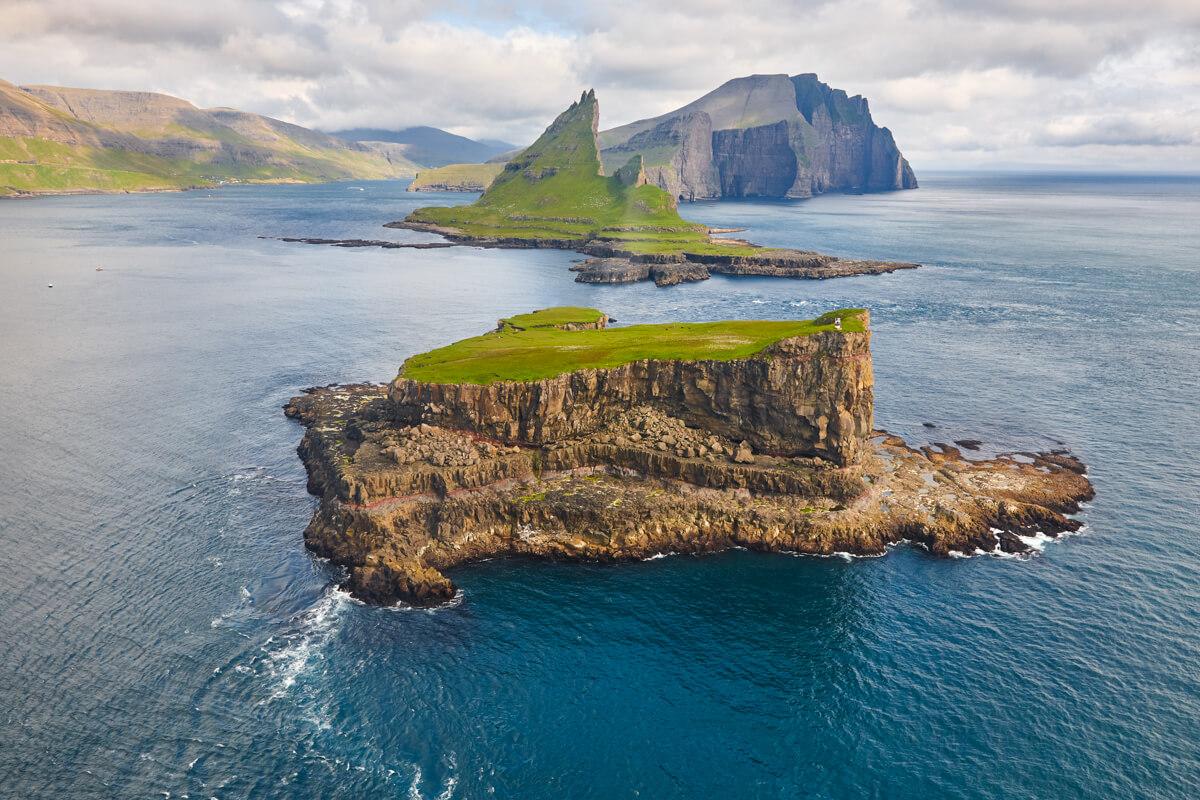 Sights Faroe Islands