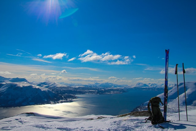 Skitrip Norway