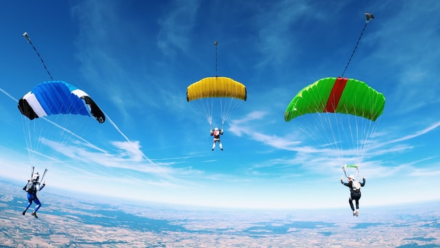 Skydiving The Netherlands