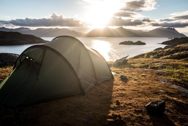 Camping Faroe Islands