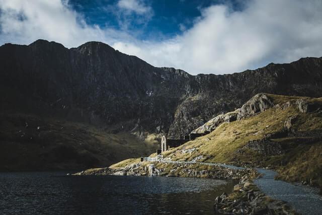 14 peaks of Snowdonia