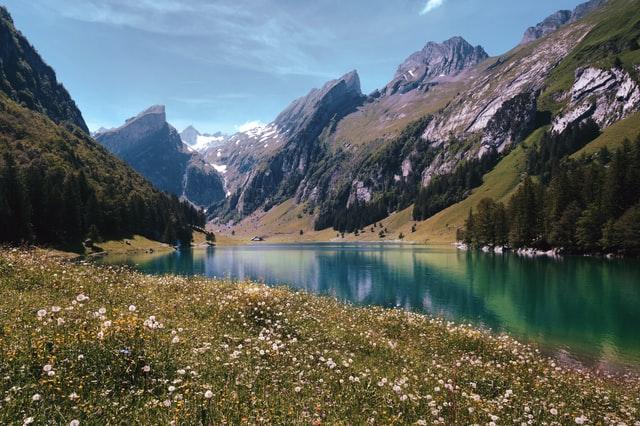 Hiking Switzerland Appenzell