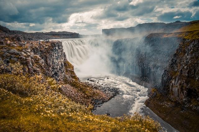 Dettifoss Iceland
