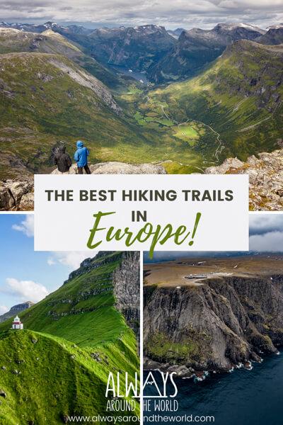 Hikes Europe
