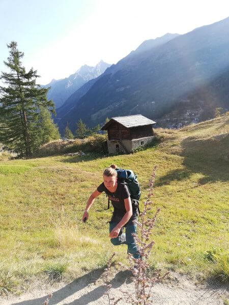 Huts Switzerland Trekking