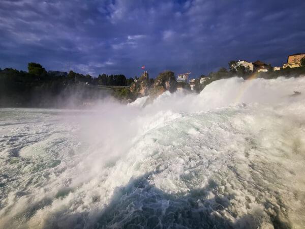 Rhine Falls Switzerland Hike Zurich