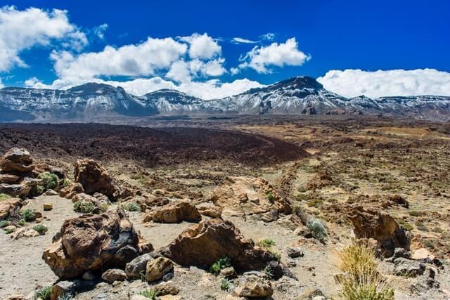 Montaña Blanca Trail
