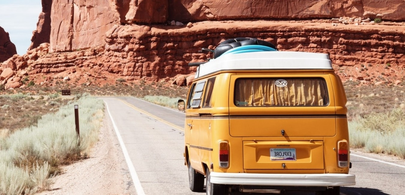 Packing list Road Trip