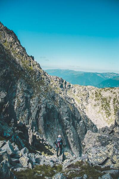 Romania's Retezat Mountains
