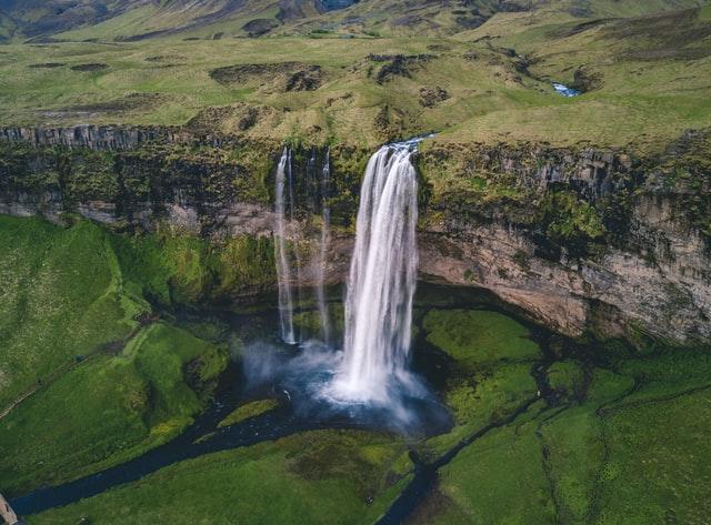 Seljalandsfoss Iceland Waterfall
