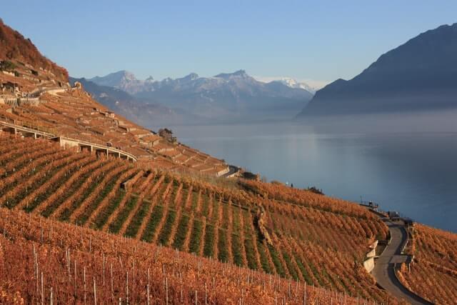 Switzerland Geneva Lake