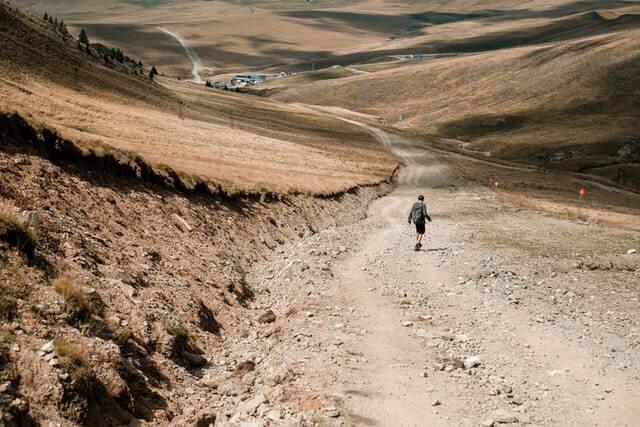 Transylvanian Mountain Trail