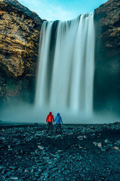 Skogafoss Iceland Waterfall