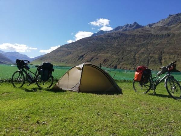 Where to go camping as a beginner guide
