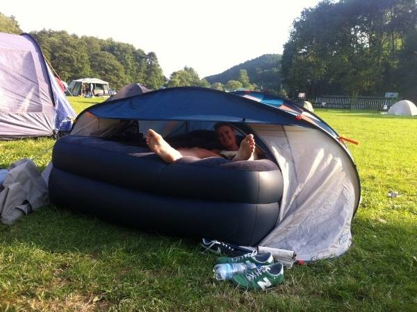 Beginner camping mistakes