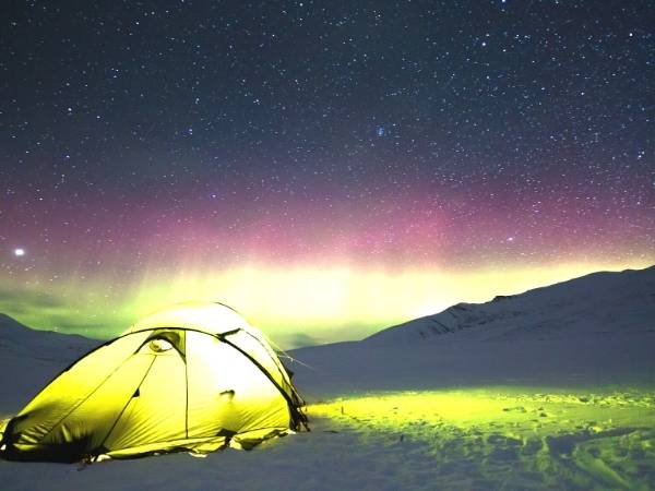 Best places - Camping guide for beginners