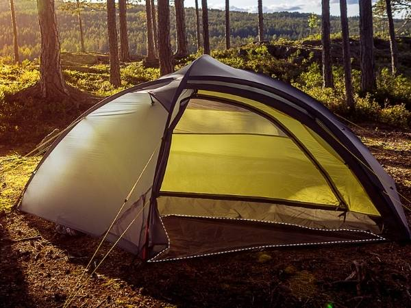 Footprint tent