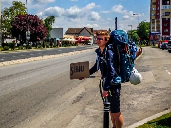 Ariel Osprey 55 backpack for adventure women