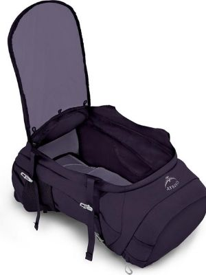 Front loader backpack how to pack