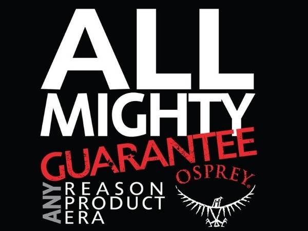 Osprey Guarantee