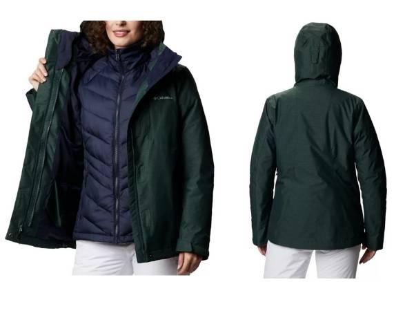Columbia Women Rain jacket
