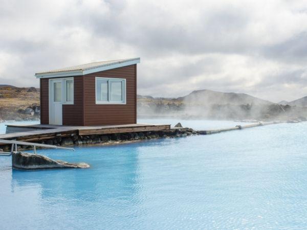 Myvatn Bath Iceland
