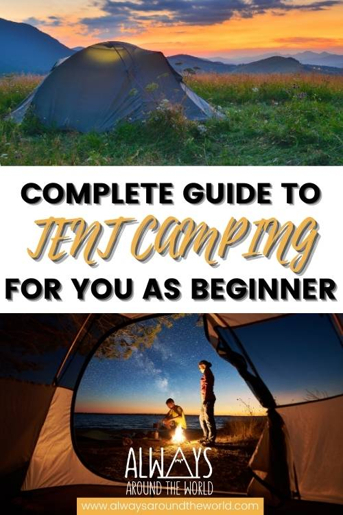 Tent camping for beginners #tentcamping #camping