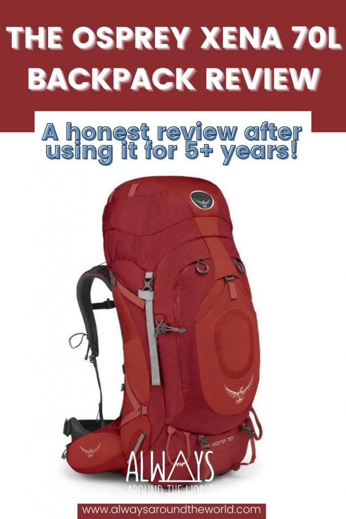 Osprey Xena 70 Women Backpack