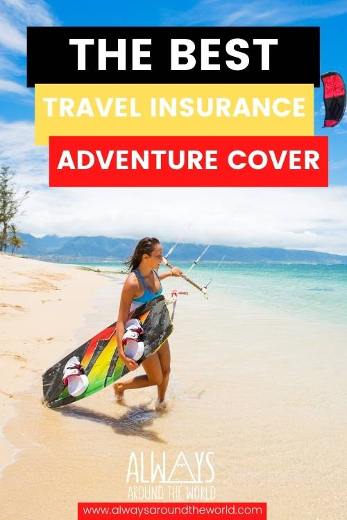 Travel Insurance for Extreme sports and long term trips ENG