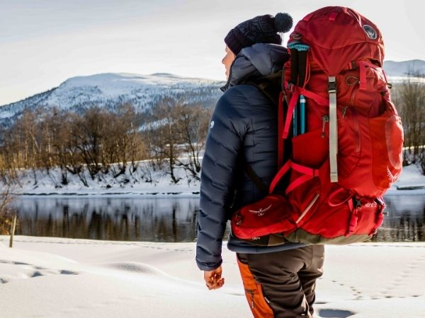 How to manage the weight of your backpack #backpacking