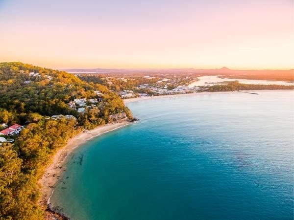 Sunshine coast - Brisbane to Cairns