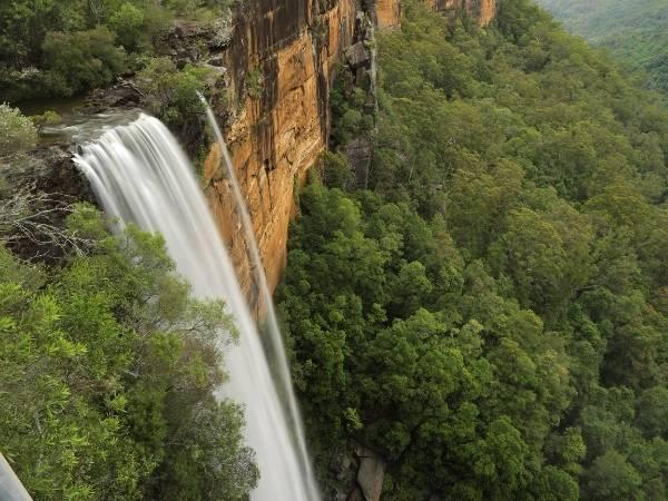 Waterfalls NSW Hiking Australia